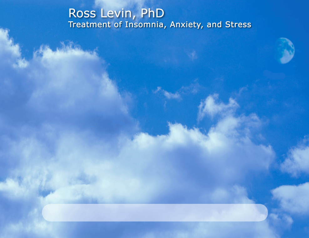 Dr. Ross Levin PhD
